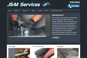 J & M Services Home Page