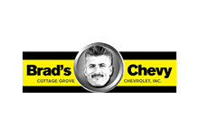 Brad's Cottage Grove Chevy Logo