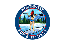 Northwest SUP & Fitness Logo