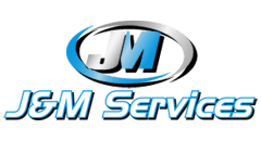 J and M Services Logo