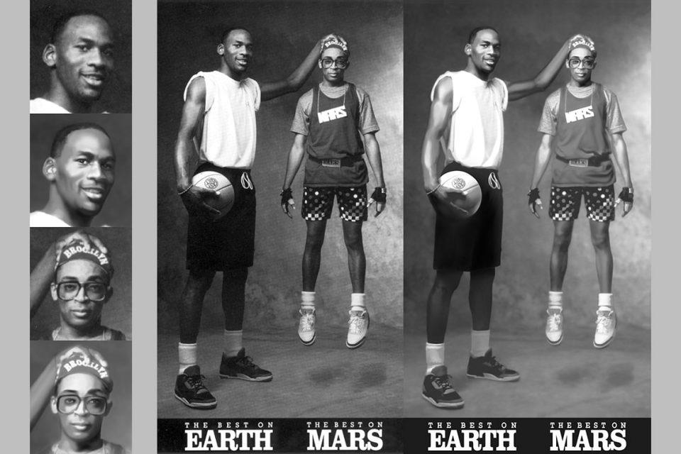 Nike Jordan - Mars Retouch for Tee