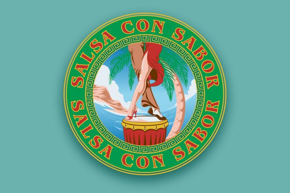 Salsa Con Sabor Logo