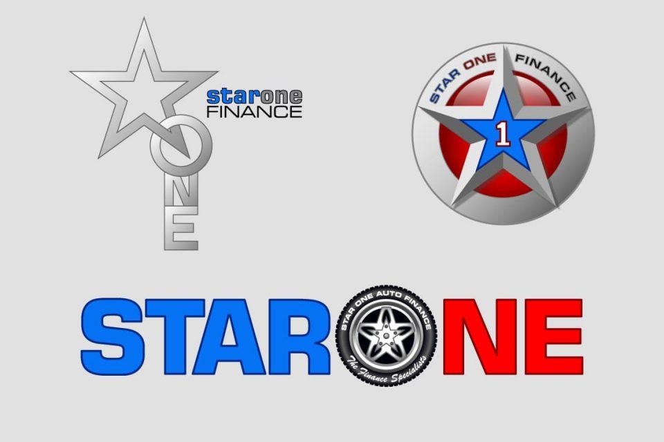 Star One Finance Logos